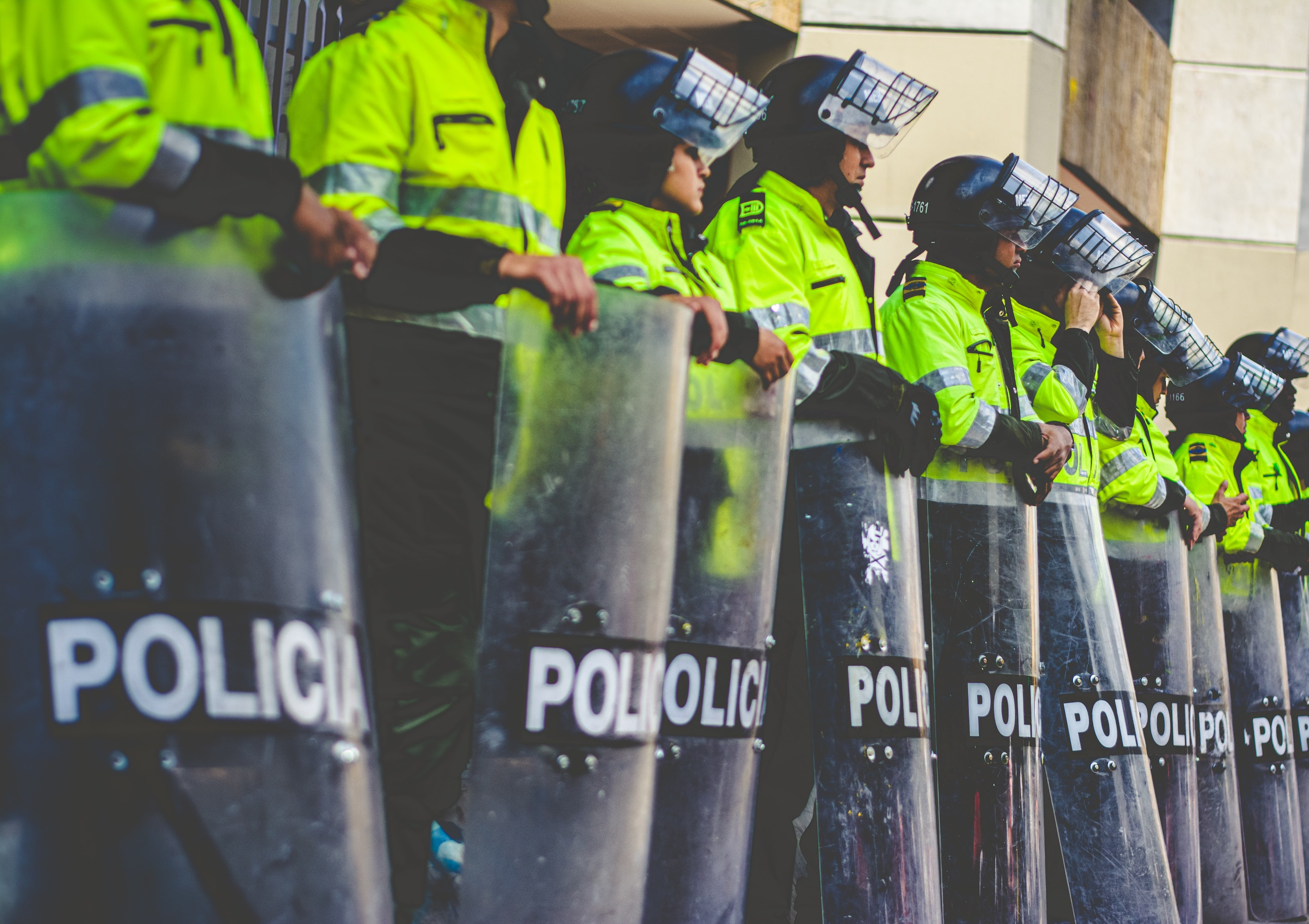 AI in policing
